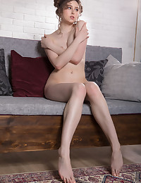 Ginger Glaze nude in erotic LUSCIOUS gallery - MetArt.com