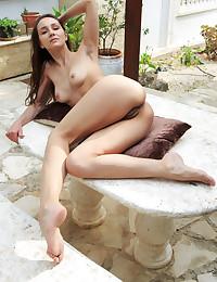 Megan Muse nude in erotic AMUSE ME gallery - MetArt.com
