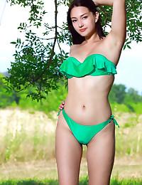 Rebekka nude in erotic PRESENTING REBEKKA gallery - MetArt.com