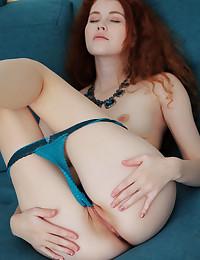 Adel C naked in erotic LOUNGING gallery - MetArt.com