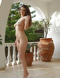 Veronika Glam nude in erotic GLAM HAIR gallery - MetArt.com