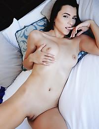 Hayli Sanders nude in erotic BEACH HOUSE gallery