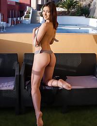 Mina nude in erotic BEAUTIFUL DAY gallery