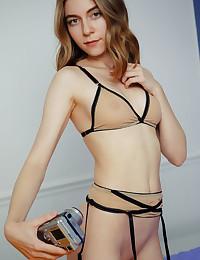 Shayla nude in erotic PLAYTIME gallery - MetArt.com