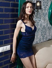 Adel Morel naked in glamour SATUREN gallery - MetArt.com