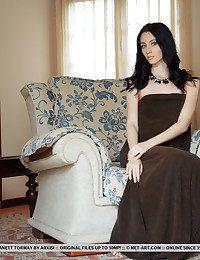 Zsanett Tormay bare in glamour BOPPI gallery - MetArt.com