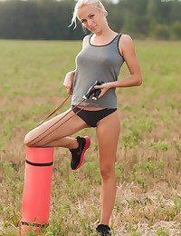 Aislin nude in erotic SAIRYE gallery - MetArt.com