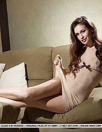 Lilian A nude in erotic TRECARO gallery - MetArt.com