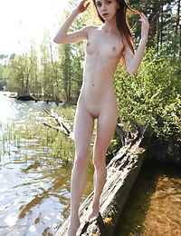 Glamour Ultra-cutie - Naturally Stunning Unexperienced Nudes