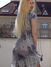 Lisa Dawn bare in erotic PORINNE gallery - MetArt.com