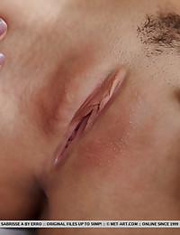 Sabrisse A naked in glamour GIKONA gallery - MetArt.com